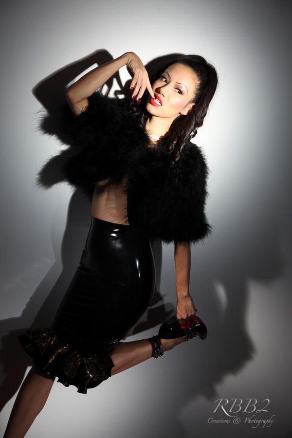Jade Vixen: Jade Vixen - Swan Bolero